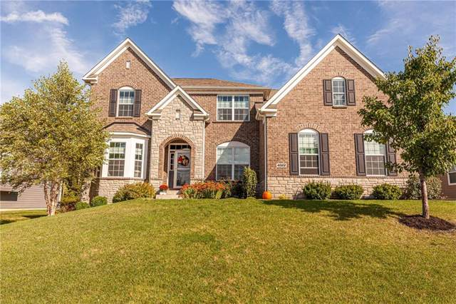 4922 Waterhaven Drive, Noblesville, IN 46062 (MLS #21673524) :: Mike Price Realty Team - RE/MAX Centerstone