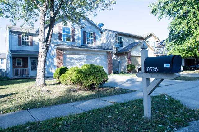 10326 Draycott Avenue, Lawrence, IN 46236 (MLS #21673534) :: Mike Price Realty Team - RE/MAX Centerstone