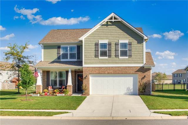 413 Wayles Drive, Pittsboro, IN 46167 (MLS #21673540) :: Heard Real Estate Team | eXp Realty, LLC