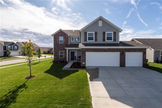 501 Wendover Avenue, Westfield, IN 46074 (MLS #21673544) :: Mike Price Realty Team - RE/MAX Centerstone
