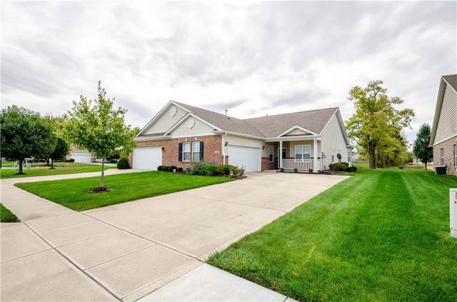 1163 Meadowlark Drive, Greenwood, IN 46143 (MLS #21673545) :: Mike Price Realty Team - RE/MAX Centerstone