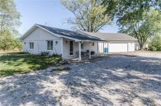 7867 S County Road 525 E, Mooresville, IN 46158 (MLS #21673555) :: Mike Price Realty Team - RE/MAX Centerstone