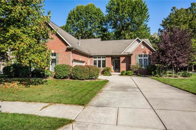 3554 Towne Drive, Carmel, IN 46032 (MLS #21673577) :: Mike Price Realty Team - RE/MAX Centerstone