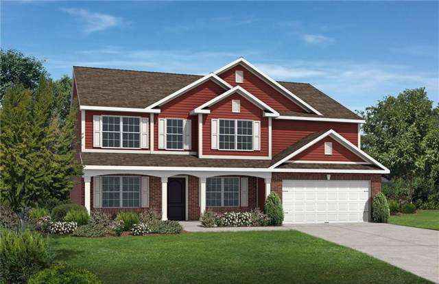 6309 Harvey Drive, Plainfield, IN 46168 (MLS #21673617) :: The Evelo Team
