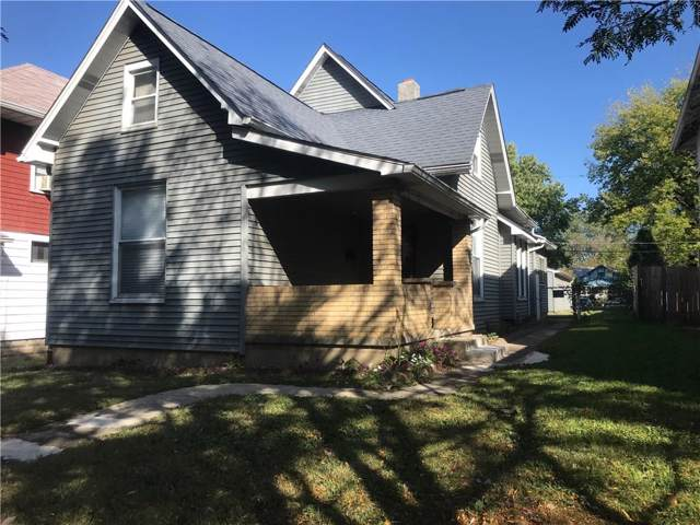39 N Gladstone Avenue, Indianapolis, IN 46201 (MLS #21673626) :: Mike Price Realty Team - RE/MAX Centerstone