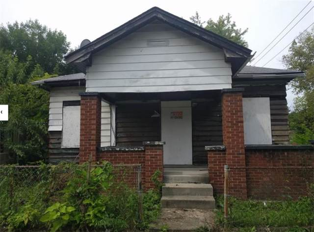 2258 Hovey Street, Indianapolis, IN 46218 (MLS #21673638) :: Anthony Robinson & AMR Real Estate Group LLC