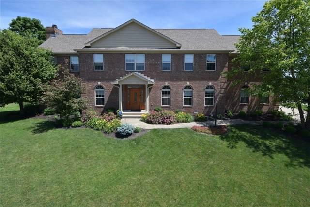 4926 Pearcrest Way, Greenwood, IN 46143 (MLS #21673646) :: Heard Real Estate Team | eXp Realty, LLC