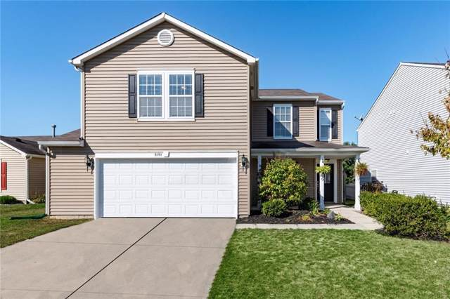 8191 S Evening Drive, Pendleton, IN 46064 (MLS #21673666) :: The ORR Home Selling Team
