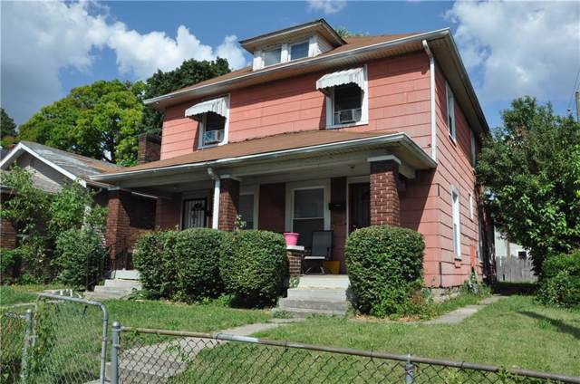 1103 N Tuxedo Street, Indianapolis, IN 46201 (MLS #21673668) :: Anthony Robinson & AMR Real Estate Group LLC