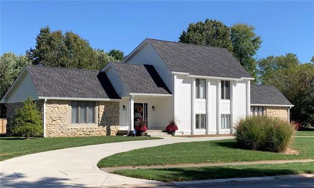 4500 Somerset Way S, Carmel, IN 46033 (MLS #21673783) :: The Evelo Team