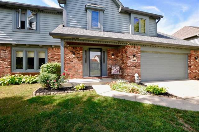 7648 Germander Lane, Indianapolis, IN 46237 (MLS #21673789) :: The Indy Property Source