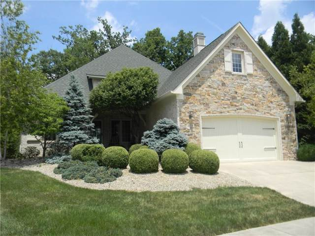 3304 Nottinghill Drive E, Plainfield, IN 46168 (MLS #21673805) :: The Evelo Team