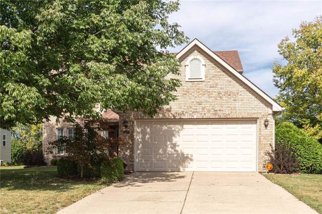 3926 Armada Drive, Indianapolis, IN 46237 (MLS #21673854) :: The Evelo Team