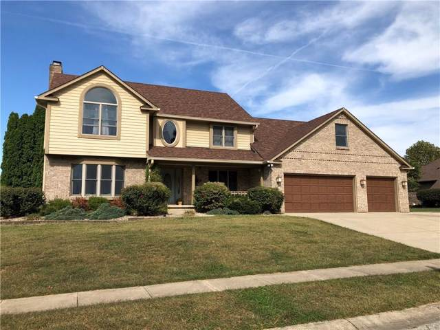 1264 Ironwood Drive, Mooresville, IN 46158 (MLS #21673871) :: FC Tucker Company