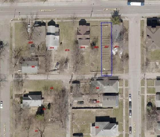 2527 E Michigan Street, Indianapolis, IN 46201 (MLS #21673886) :: The Evelo Team