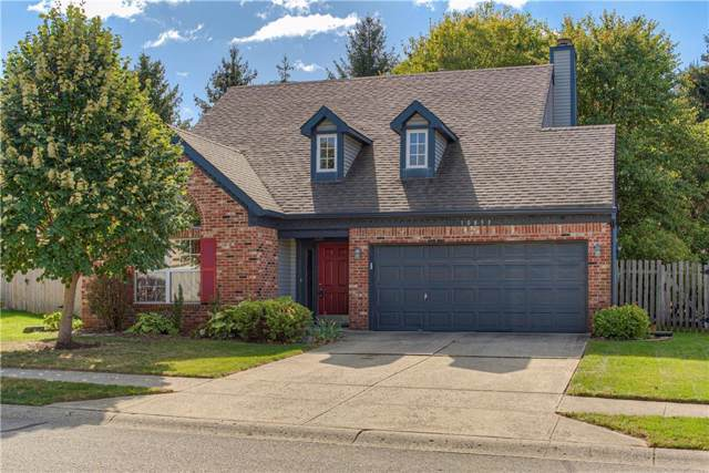 10853 Gate Circle, Fishers, IN 46038 (MLS #21673890) :: Mike Price Realty Team - RE/MAX Centerstone