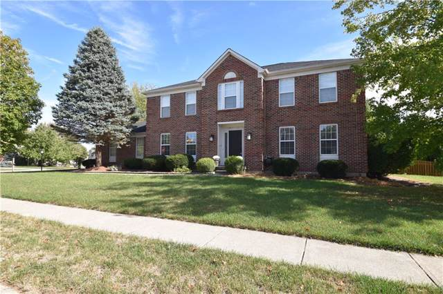 8359 Glen Highlands Drive, Indianapolis, IN 46236 (MLS #21673909) :: The Evelo Team