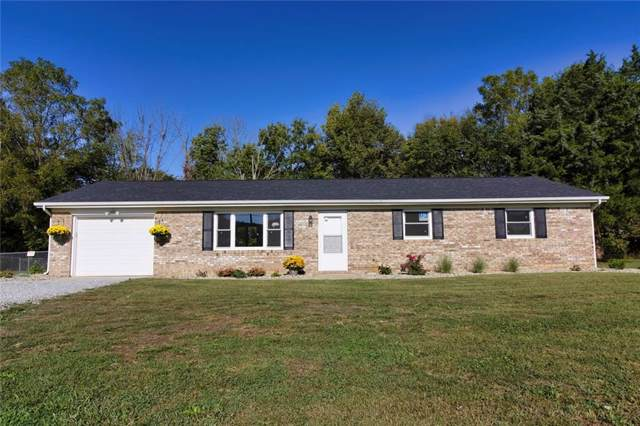 10781 N Carthage Pike, Carthage, IN 46115 (MLS #21673915) :: Mike Price Realty Team - RE/MAX Centerstone
