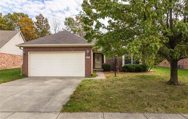 4287 W Summerhaven Drive, New Palestine, IN 46163 (MLS #21673921) :: The Star Team   RE/MAX Realty Group