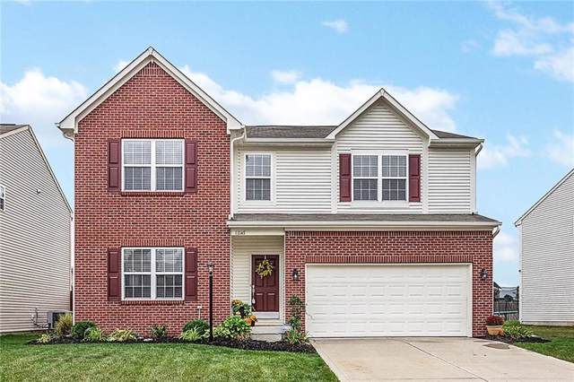 11145 Cool Winds Way, Fishers, IN 46037 (MLS #21673936) :: Richwine Elite Group