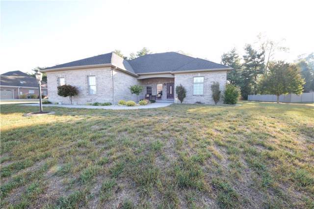 1663 Devonshire Drive, Seymour, IN 47274 (MLS #21673939) :: Mike Price Realty Team - RE/MAX Centerstone