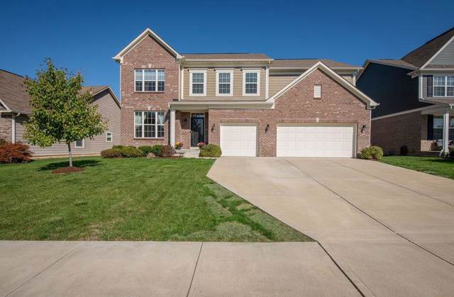 14462 Brook Meadow Drive, Mccordsville, IN 46055 (MLS #21673956) :: Richwine Elite Group