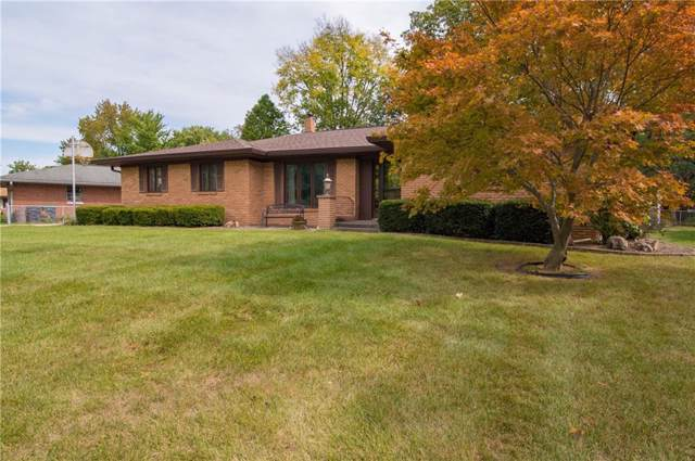 635 Oak Drive, Greenwood, IN 46142 (MLS #21673978) :: Mike Price Realty Team - RE/MAX Centerstone