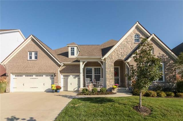 1556 Birdsong Drive, Westfield, IN 46074 (MLS #21673984) :: Mike Price Realty Team - RE/MAX Centerstone