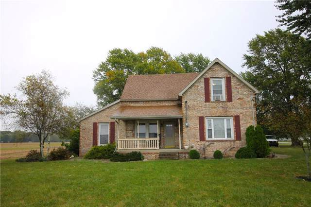 7220 S 675 W, Pendleton, IN 46064 (MLS #21673996) :: The ORR Home Selling Team