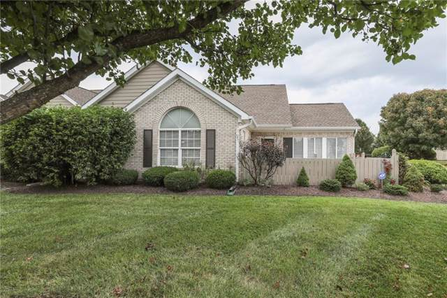 7328 Lake Lakota Place, Indianapolis, IN 46217 (MLS #21674001) :: Mike Price Realty Team - RE/MAX Centerstone