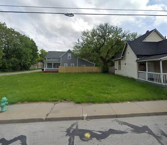 105 E Morris Street, Indianapolis, IN 46225 (MLS #21674024) :: Mike Price Realty Team - RE/MAX Centerstone