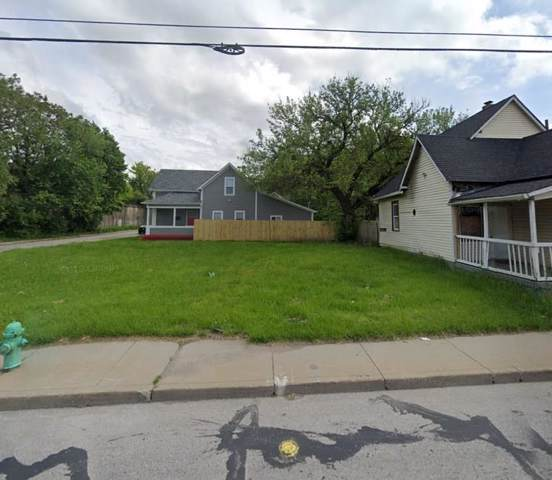105 E Morris Street, Indianapolis, IN 46225 (MLS #21674024) :: David Brenton's Team