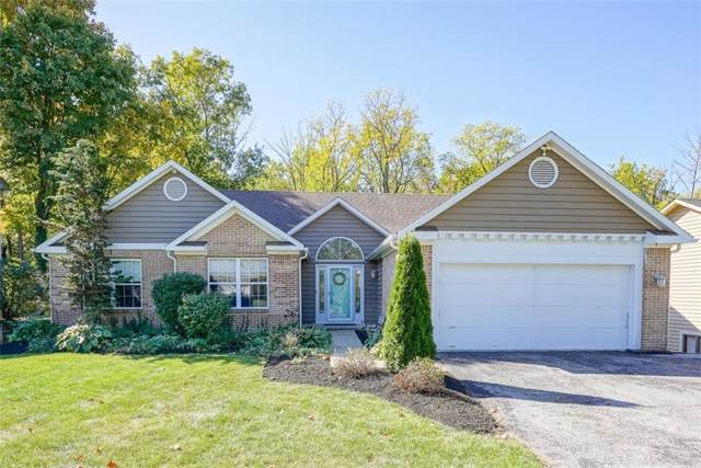 12013 Laurel Oak Drive, Indianapolis, IN 46236 (MLS #21674057) :: David Brenton's Team