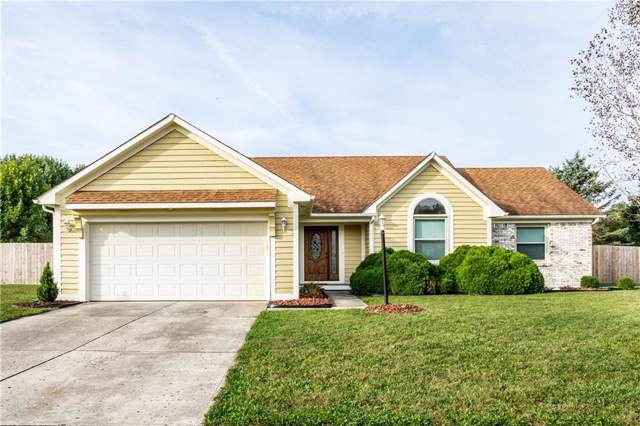 1947 Yacht Harbor Circle, Indianapolis, IN 46260 (MLS #21674112) :: Richwine Elite Group