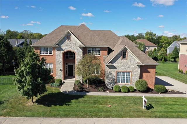 13228 Mink Lane, Carmel, IN 46074 (MLS #21674118) :: David Brenton's Team