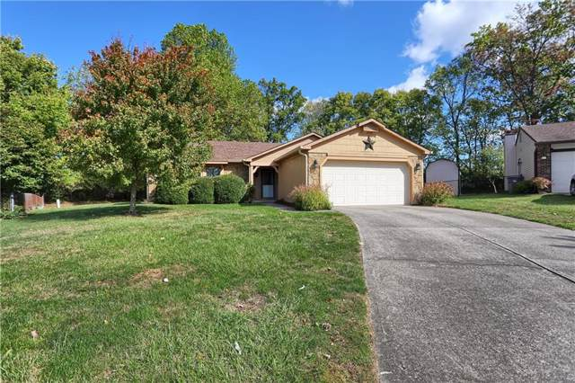 5250 Heathwood Drive, Indianapolis, IN 46237 (MLS #21674196) :: FC Tucker Company