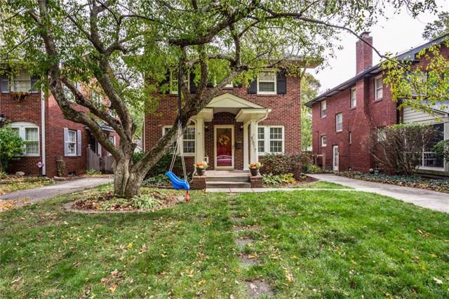 5517 N Guilford Avenue, Indianapolis, IN 46220 (MLS #21674206) :: Mike Price Realty Team - RE/MAX Centerstone