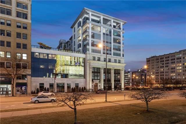 429 N Pennsylvania Street #802, Indianapolis, IN 46204 (MLS #21674212) :: The ORR Home Selling Team