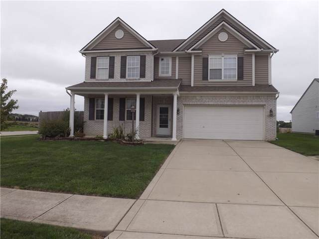 1726 Juniper Lane, Greenwood, IN 46143 (MLS #21674219) :: David Brenton's Team