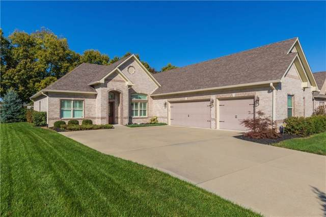 3370 Guilford Lane, Plainfield, IN 46168 (MLS #21674243) :: The Indy Property Source