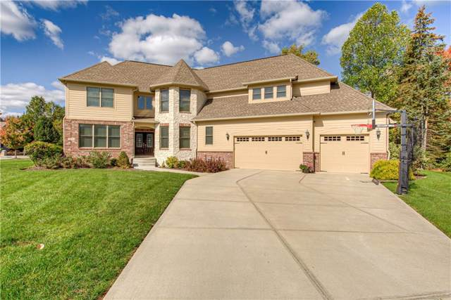 8258 Vista View Court, Indianapolis, IN 46278 (MLS #21674244) :: The Evelo Team