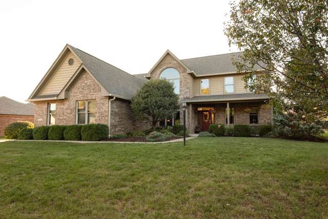 484 Keeneland Lane, Greenwood, IN 46142 (MLS #21674248) :: Mike Price Realty Team - RE/MAX Centerstone