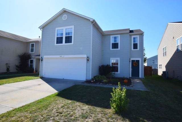 8161 S Evening Drive, Pendleton, IN 46064 (MLS #21674266) :: The ORR Home Selling Team