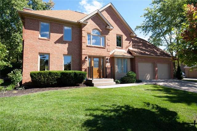 8651 Promontory Road, Indianapolis, IN 46236 (MLS #21674273) :: The Evelo Team
