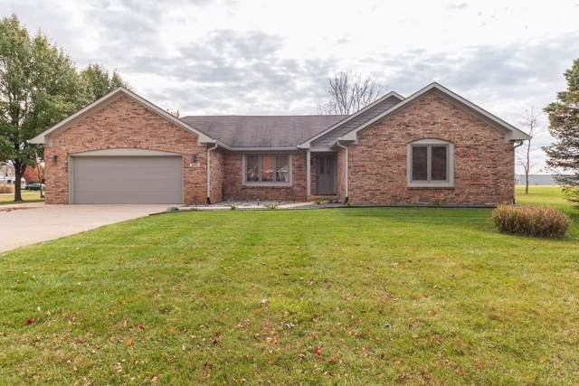 3033 W 100 N, Greenfield, IN 46140 (MLS #21674275) :: The Star Team | RE/MAX Realty Group