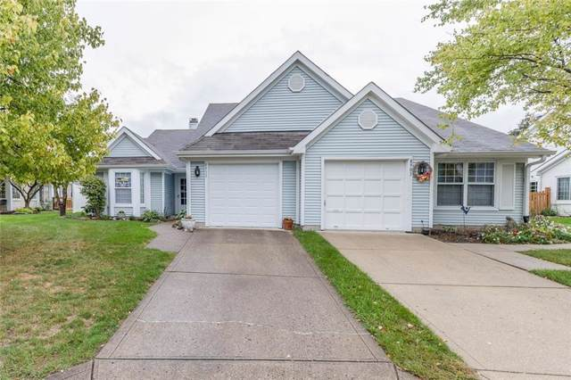 8911 Gerking Court, Indianapolis, IN 46256 (MLS #21674284) :: FC Tucker Company