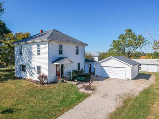 5440 W County Road 600 South, Muncie, IN 47302 (MLS #21674307) :: The Star Team | RE/MAX Realty Group
