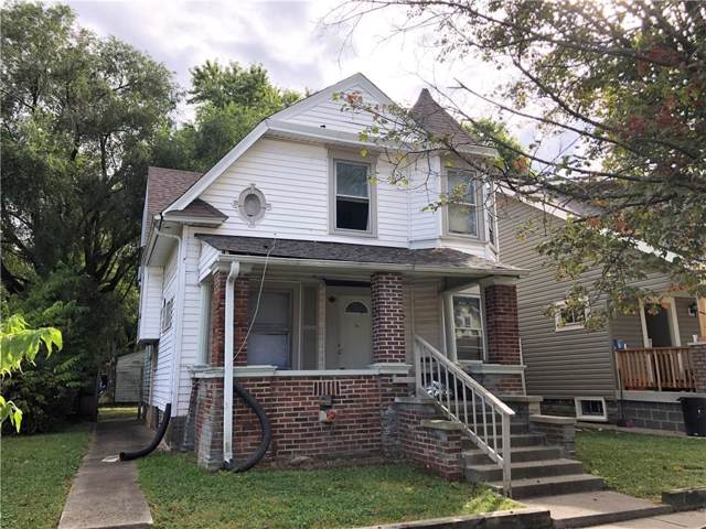 433 N Chester Avenue, Indianapolis, IN 46201 (MLS #21674309) :: AR/haus Group Realty