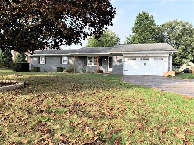 2760 N State Road 267, Brownsburg, IN 46112 (MLS #21674327) :: Mike Price Realty Team - RE/MAX Centerstone