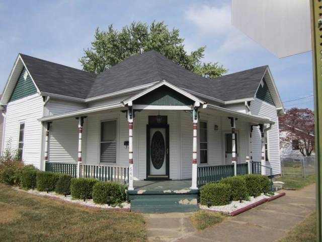 648 Main Street, Shelbyville, IN 46176 (MLS #21674336) :: David Brenton's Team